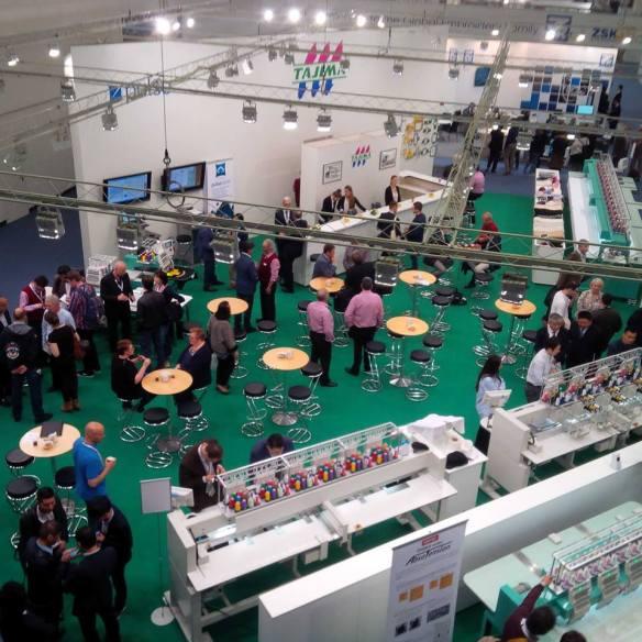 Texprocess 2015_Tajima