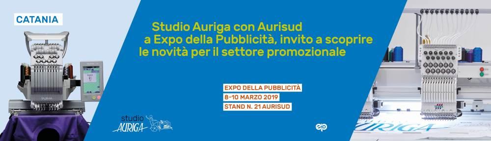 Expo Pubblicità di Catania_Studio Auriga